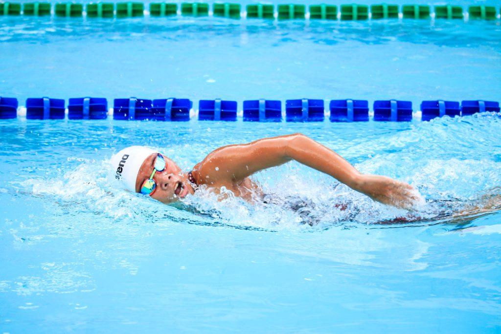 khóa học các kiểu bơi cơ bản tại CT Sport