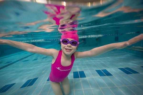 dậy bơi cho trẻ em tại hà nội