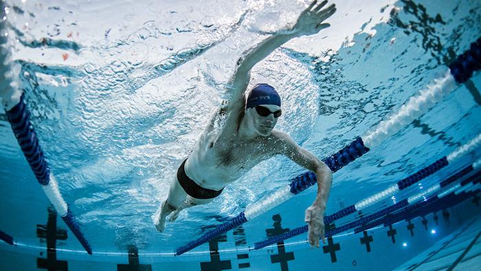 học bơi cấp tốc tại CT sport