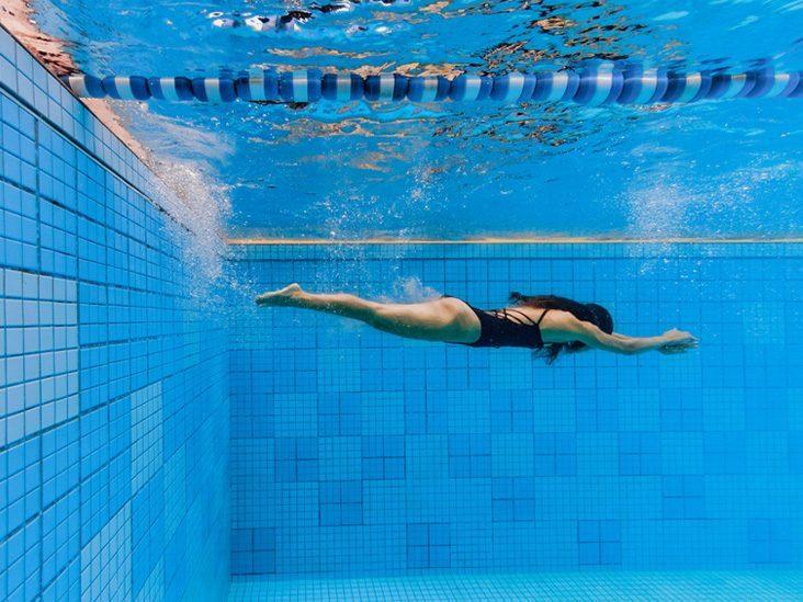 hướng dẫn học bơi