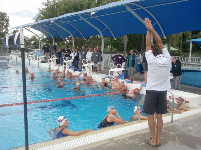 trung tâm dạy bơi tại hà nội