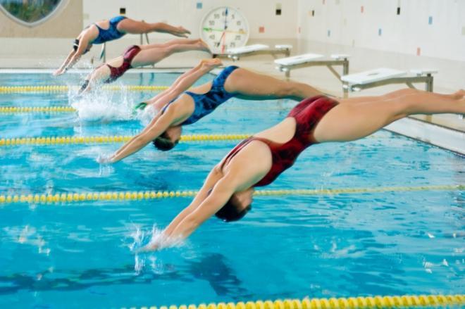 Tăng chiều cao siêu hiệu quả với bơi lội