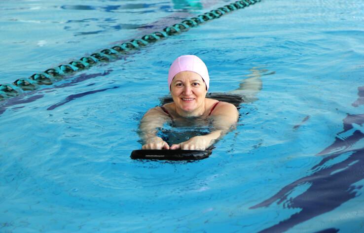 Cách tập bơi cho người mới bắt đầu