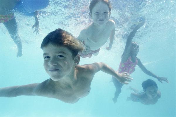 Cách thở dưới nước đúng kỹ thuật