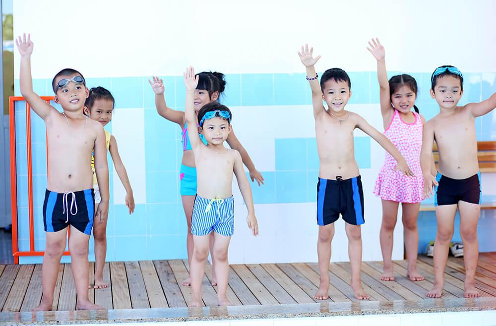 Tìm học bơi ở giáo viên dạy bơi giàu kinh nghiệm